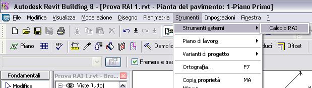 Calcolo Rai 2005 Per Revit Wikiarchipedia